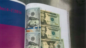 Florida Contraband Forfeiture Act, Airport Cash Seizure