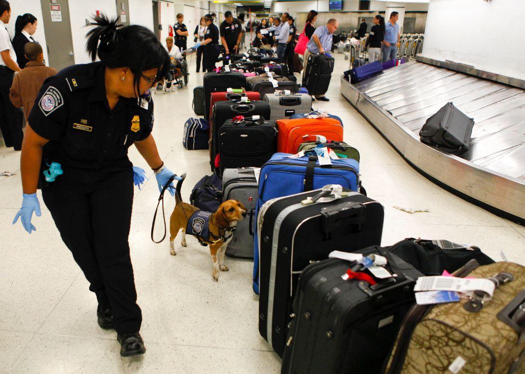 Airport Money Seizure