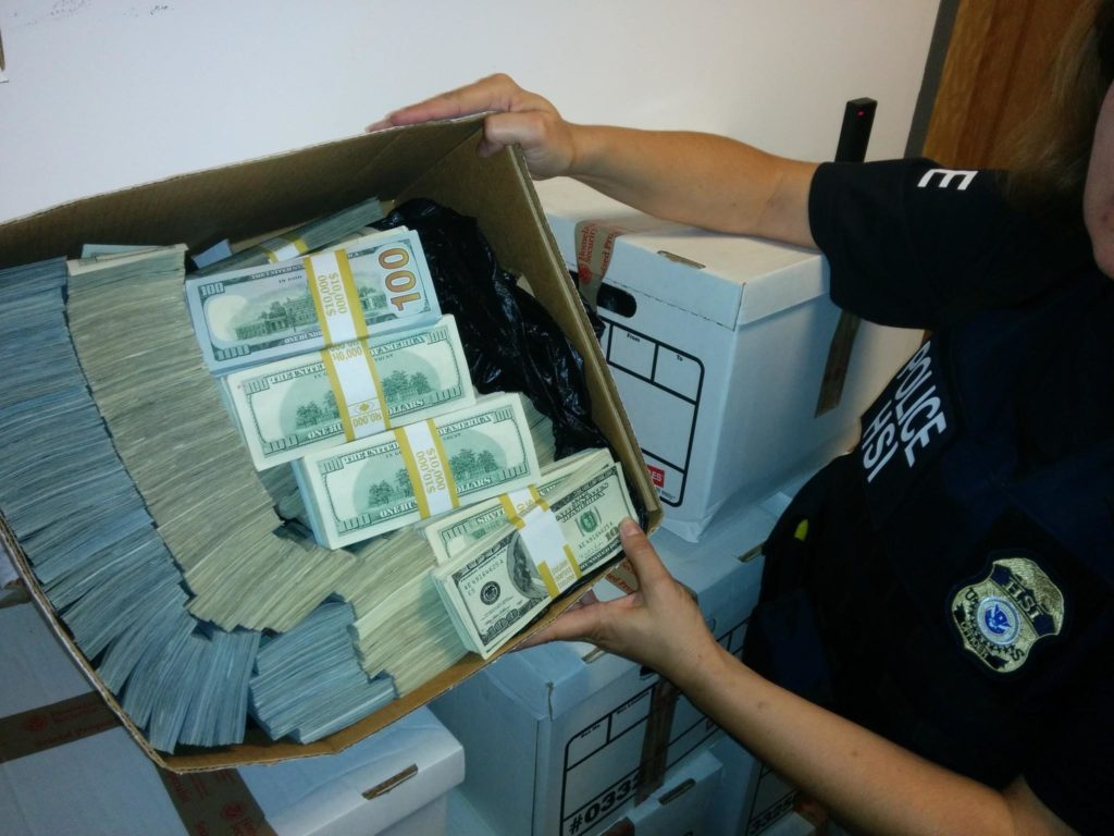 Civil Forfeiture Defense Attorney